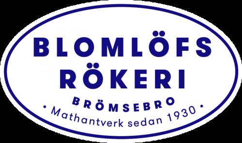 Blomlöfs Rökeri Logotyp